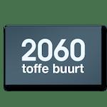 Badge 2060 Rechthoek