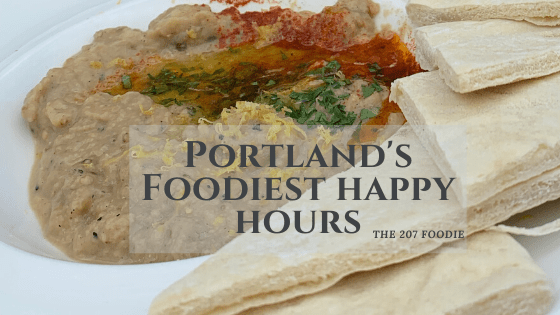 Portland's Foodiest Happy Hours blog title image