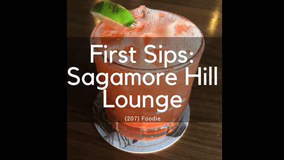 First sips at Sagamore Hill Lounge