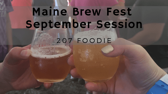 Check out this review of the Maine Brew Fest September Session!