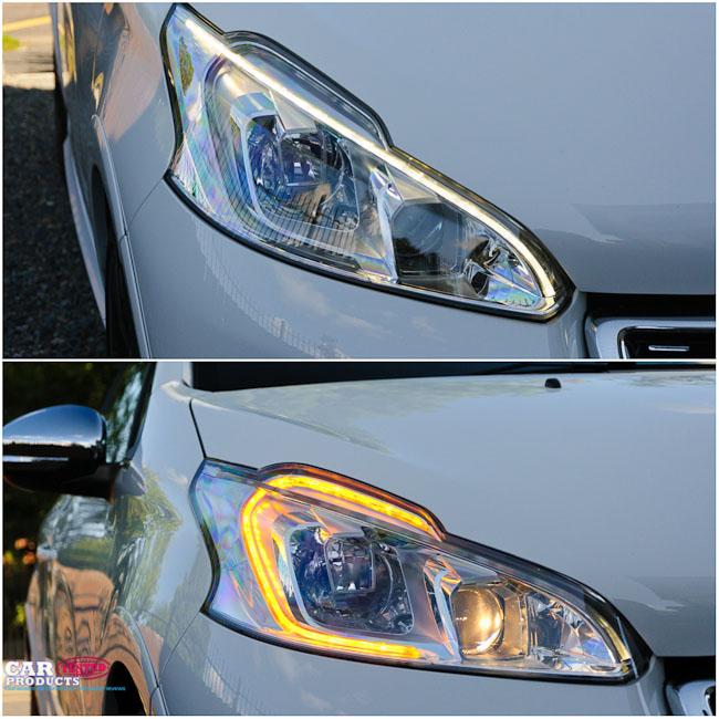 Allure Lights Peugeot 208 Forums Page 1