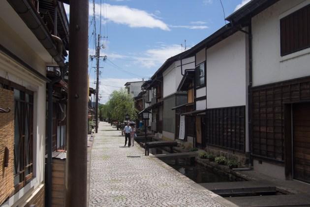 Furukawa streets