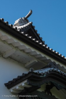More rooflines of Kanazawa Castle