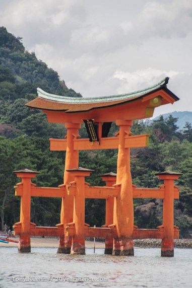 The torii. Never gets old