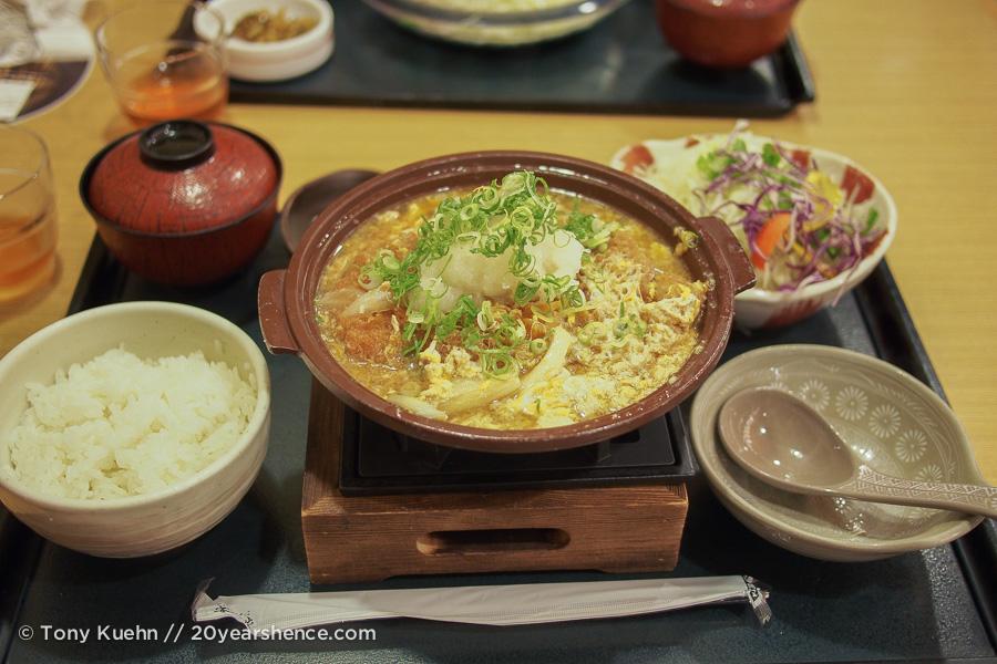 Bento lunch Nara