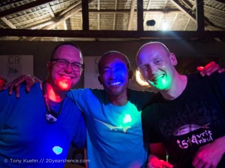 Tony, Mario, Manuel and Alcohol