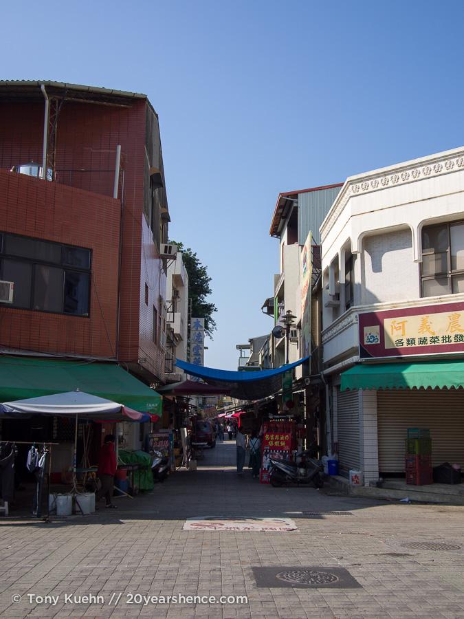 Tainan's oldest street