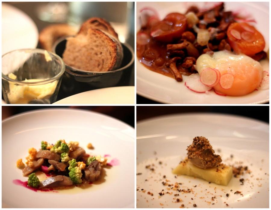 Oh la la! Dining out at Pierre Sang is magnifique!