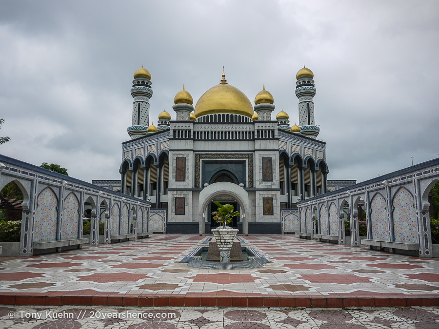 Jame'asr Hassanil Bolkiah Mosque, Brunei