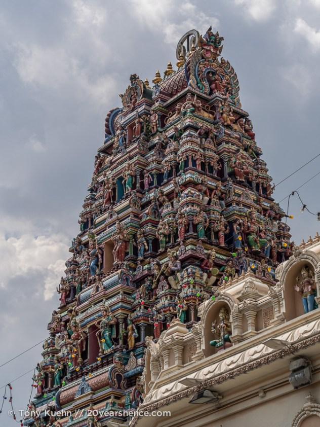 Sri Mahamariamman Temple Gopuram