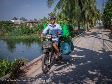 On the outskirts of Ho Chi Minh City