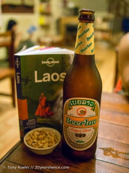 Beer & Laos Guidebook