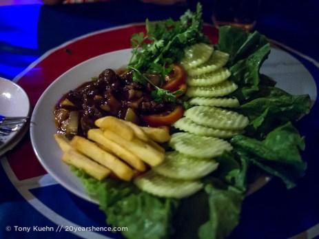 Beef Lok Lak