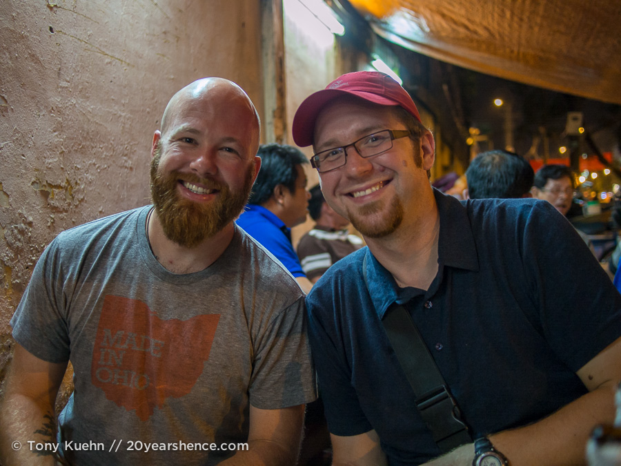 20YH & Brian of Wandering Sasquatch