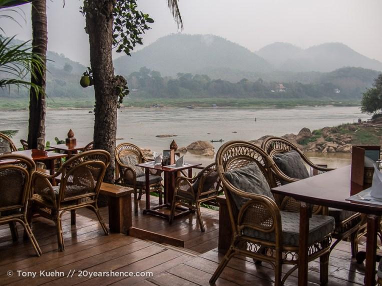 Mekong Riverview Hotel, Luang Prabang