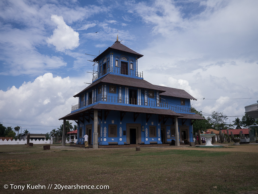 Random temple in Matara