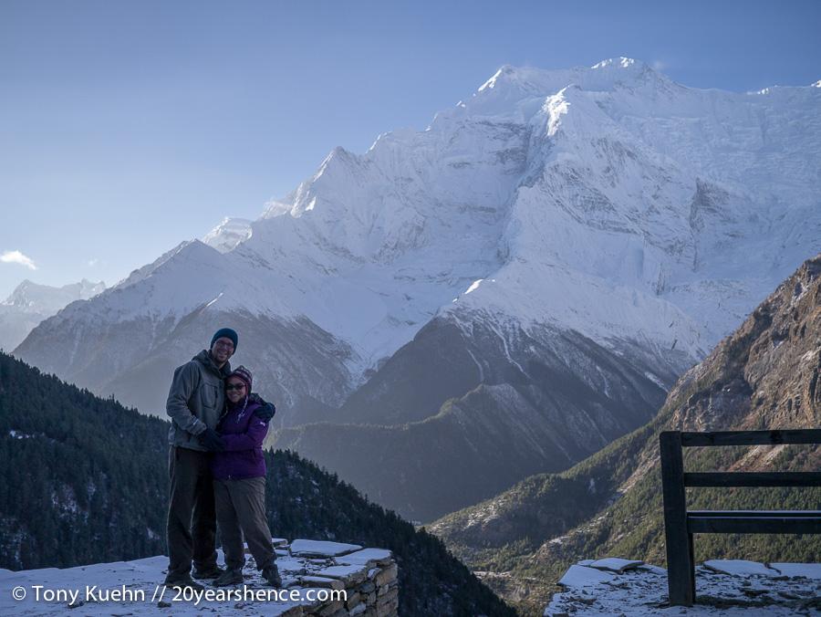 Steph & Tony 20YH Annapurna Circuit