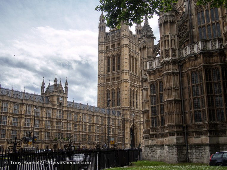 The House of Parliment, London