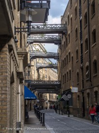 London's back alleys