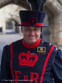 A Beefeater, London