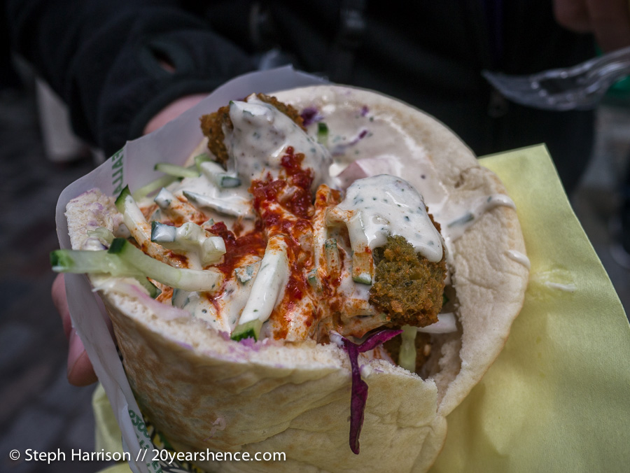Best Falafel in Paris