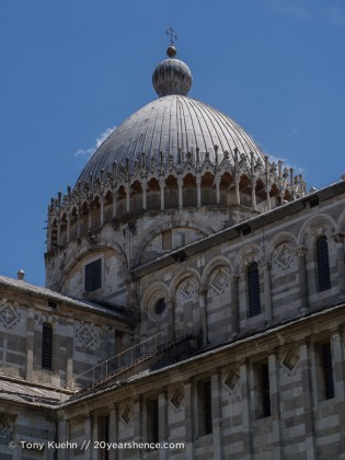 The Duomo, Pisa, Italy