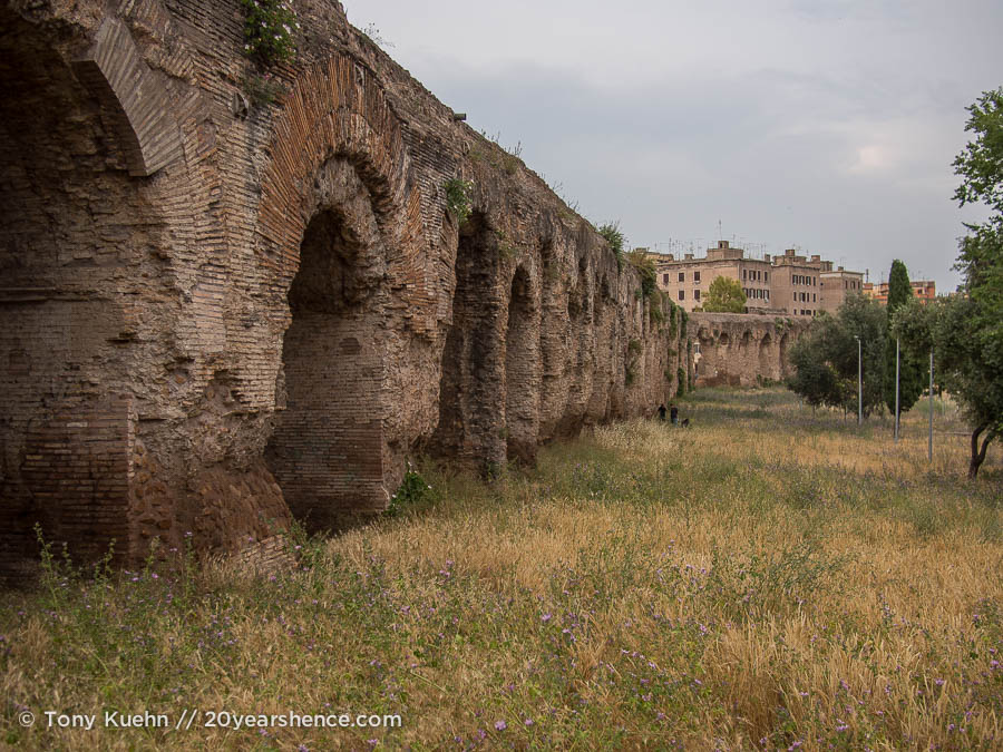 Ancient Aquaduct, Rome