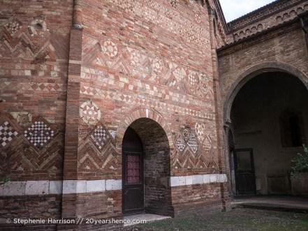 Santo Stefano Courtyard, Bologna