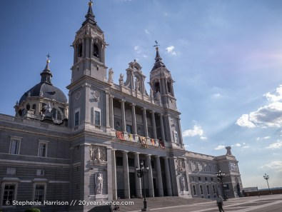 The Royal Palace, Madrid
