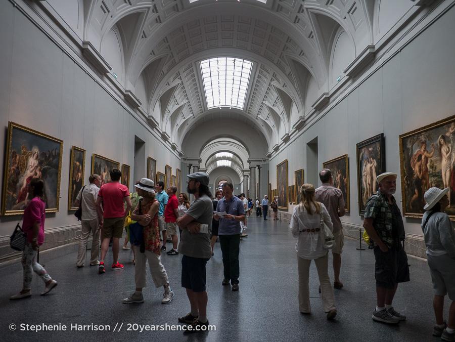 The Prado, Madrid, Spain