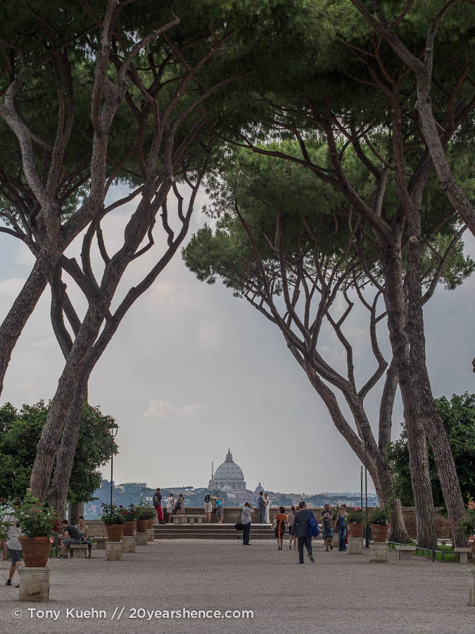 Aventine Hill, Rome, Italy