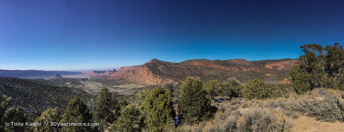 Near Moab, Utah