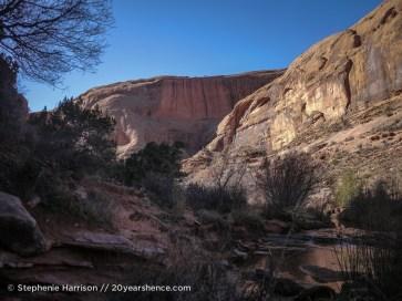Negro Bill's Canyon, Utah