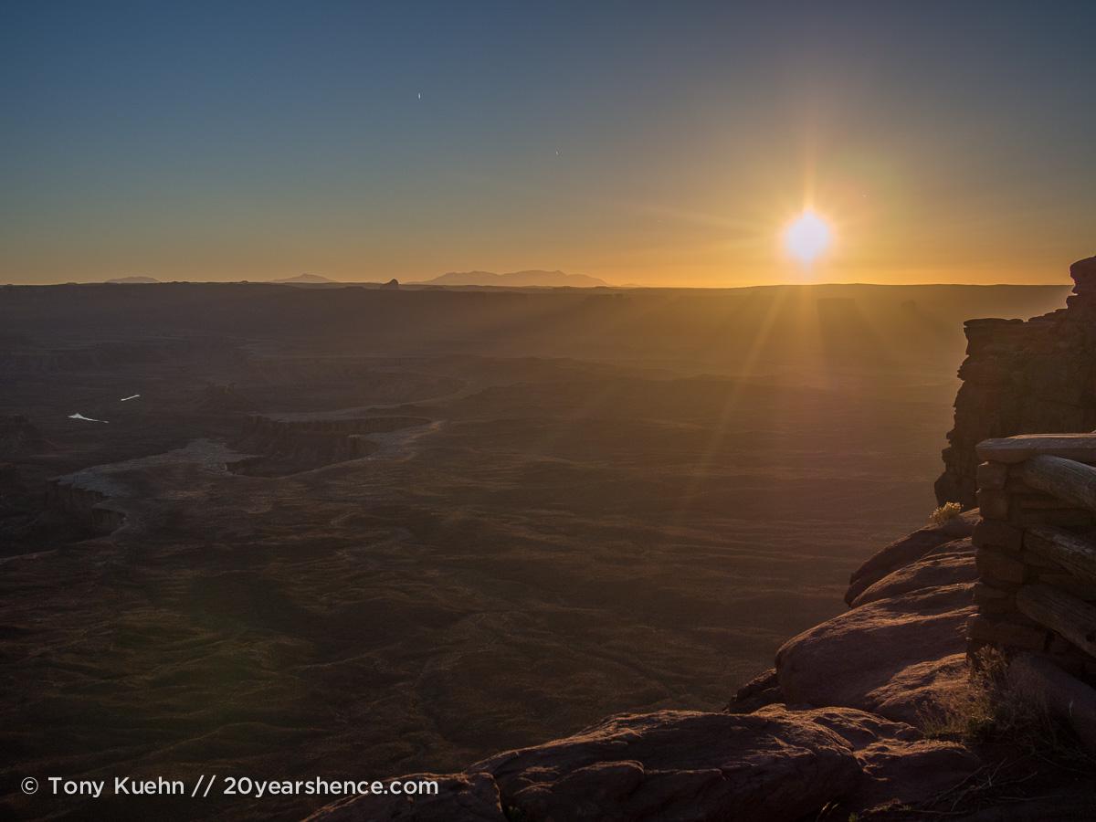 Cayonlands National Park, Utah