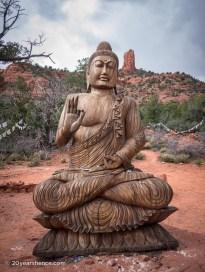 Amitabha Stupa & Peace Park, Sedona, Arizona