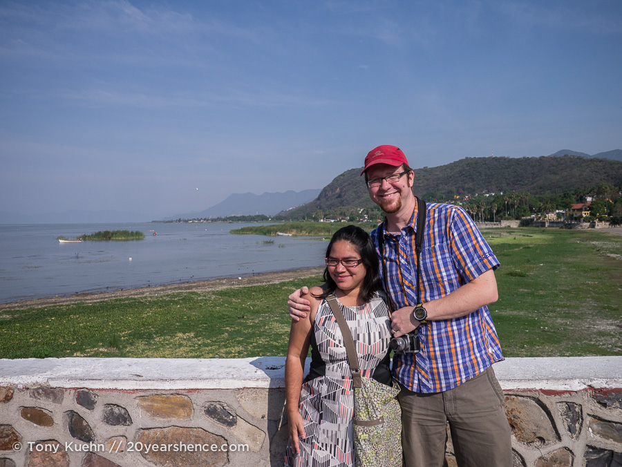 Steph and Tony, Lake Chapala, Jalisco, Mexico