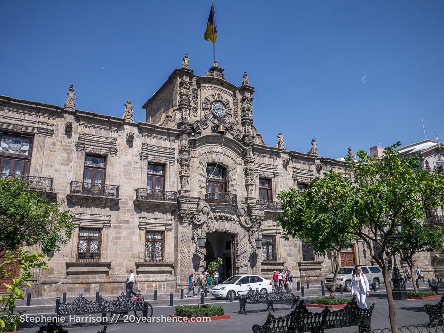 Palacio de Gobierno, Guadalajara, Mexico
