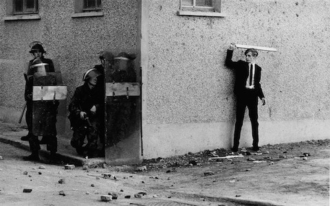Londonderry 1971 - Don McCullin