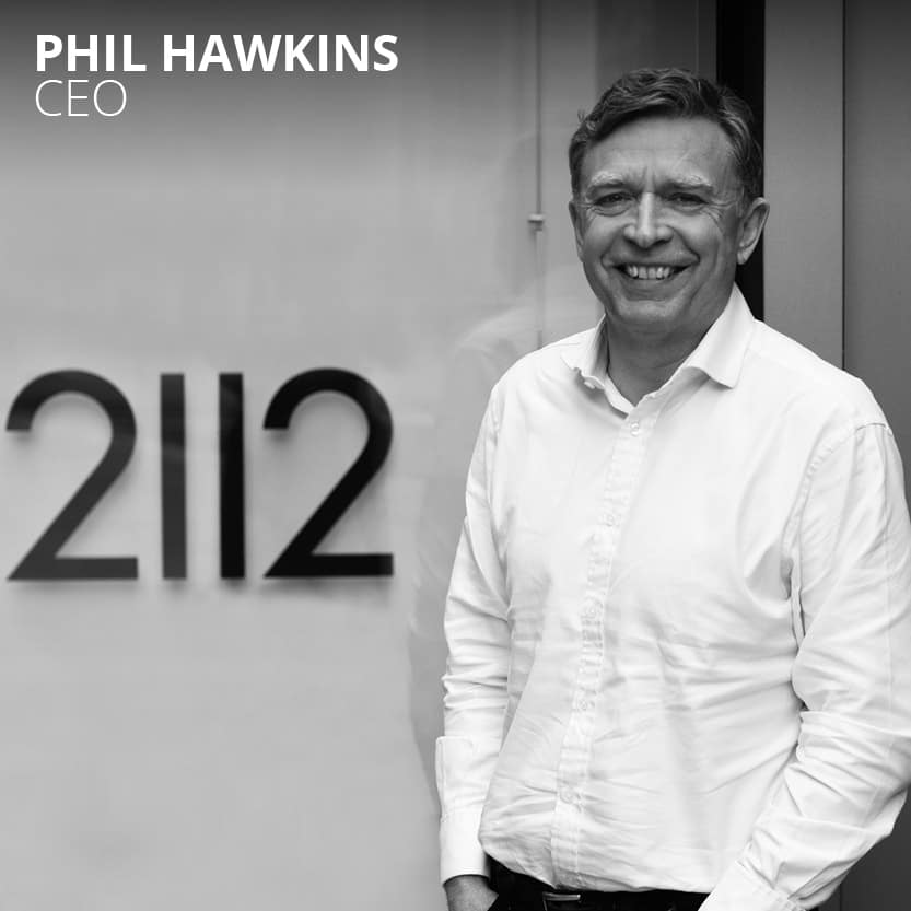 Phil Hawkins - CEO 2112 Communications