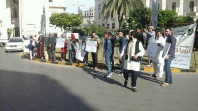 متظاهرو طرابلس
