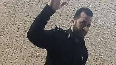 الرائد خالد أرحومة