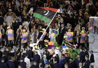 ليبيا - ريو 2016
