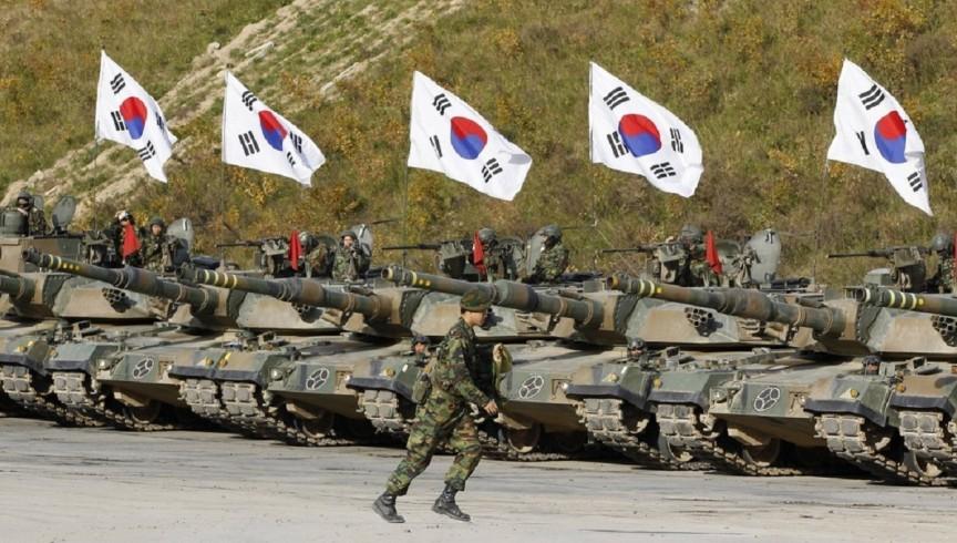 جيش كوريا الجنوبية