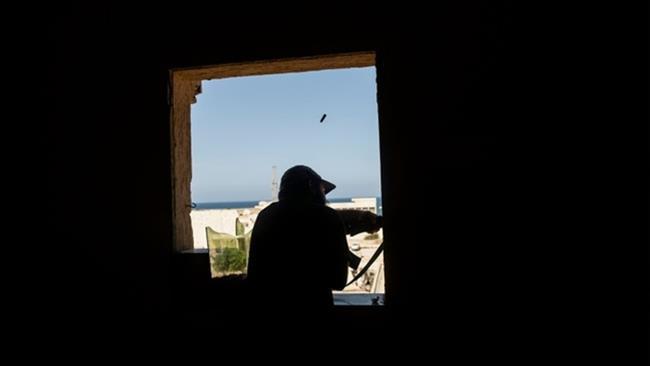 مقتل رئيس عرفاء برصاص قناص في بوصنيب ببنغازي