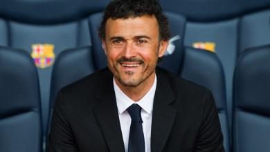 المدرب لويس إنريكي