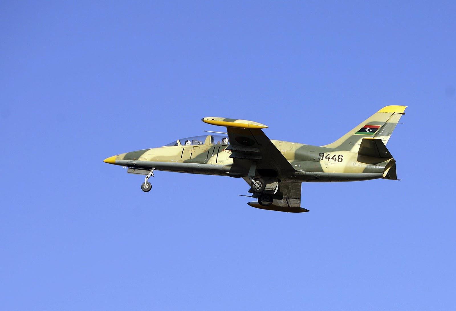 السلاح الجوي الليبي