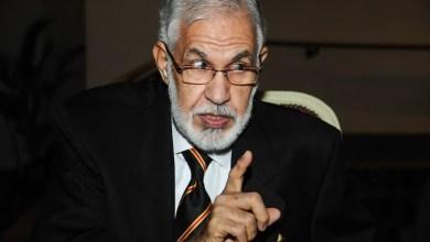 وزير الخارجية بحكومة الوفاق الوطني محمد طاهر سيالة