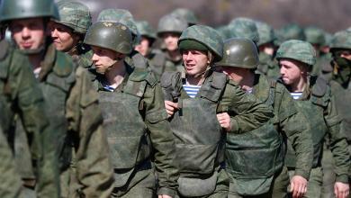 مسلحين روس
