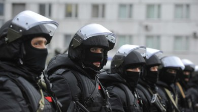 الأمن الروسي