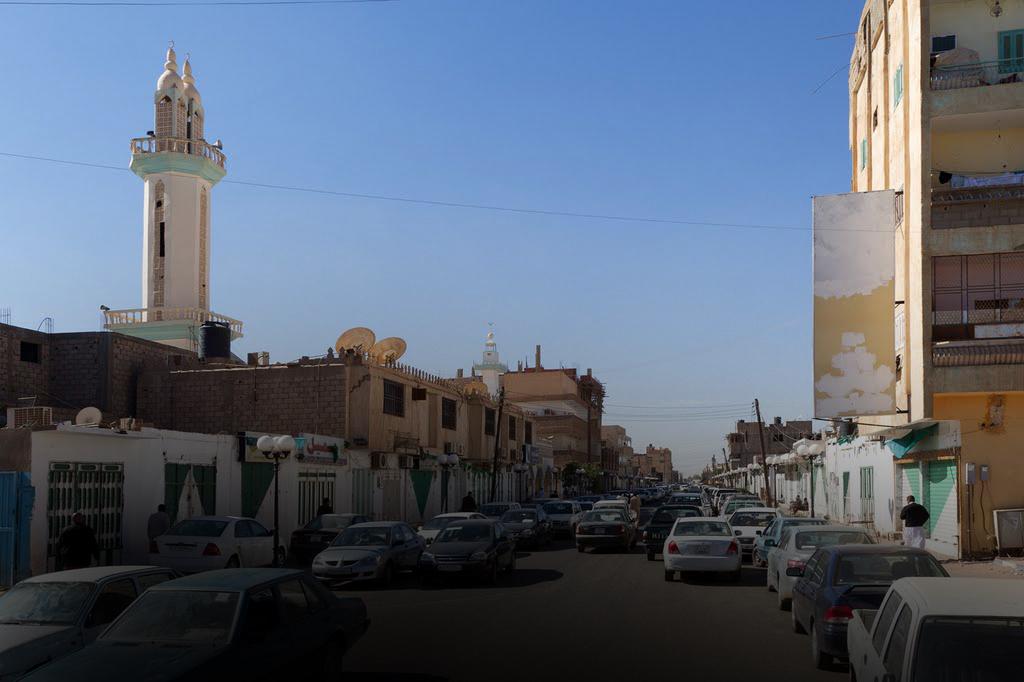 جنوب ليبيا